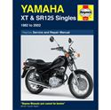 Picture of Haynes Manual 1021 YAM XT & SR125