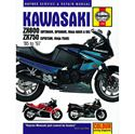 Picture of Haynes Manual 1780 KAW ZX600 FOURS