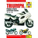 Picture of Haynes Manual 2162 Triumph Triples & Fours 91-04 Carb Engines