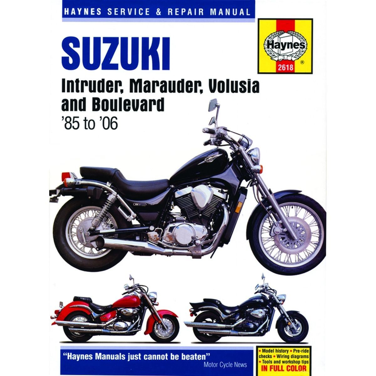 Suzuki Intruder Service Manual Pdf