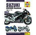 Picture of Haynes Manual  4184 Suzuki GSX1300R HAYABUSA 99-04