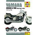Picture of Haynes Manual  4195 Yamaha XVS650 & 1100 DRAG STAR 97-05