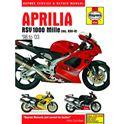 Picture of Haynes Manual  4255 Aprilia RSV1000 MILLE 98-03-SPECIAL