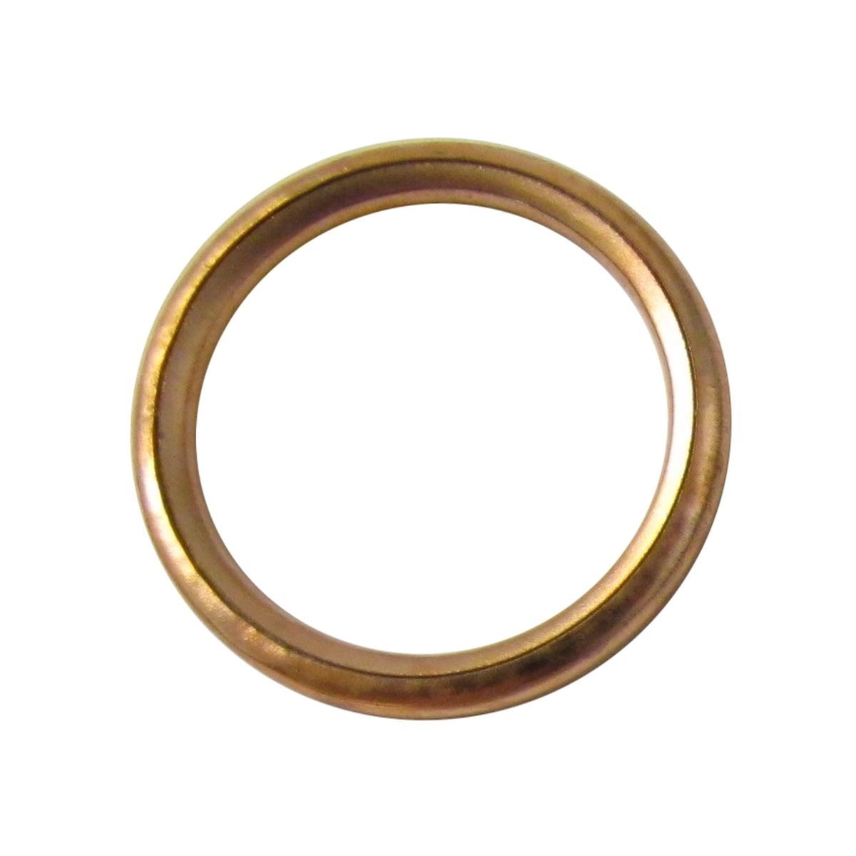 Aw motorcycle parts exhaust gaskets mm copper per