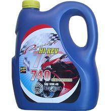 Picture of Hi-Rev 740 Super 4T semi synthetic 10w/40 4 stroke oil