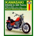 Picture of Haynes Manual 2053 KAW EN450/500 TWINS A1-7 C1-9 LTD/VULCAN 85-04