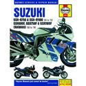 Picture of Haynes Manual 2055 SUZ GSXR750/1100,GSX600/750/1100FS/Order