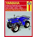 Picture of Haynes Manual 2126 YAM ATV YFM350 & YFM400 (ER AND BIG BEAR) 87-09