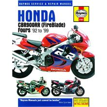 Picture of Haynes Manual 2161 HON.CBR900RR FIREBLADE 92-99