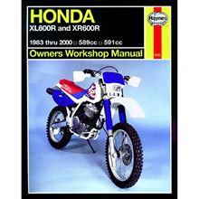 Picture of Haynes Manual 2183 HON XL600R & XR600R