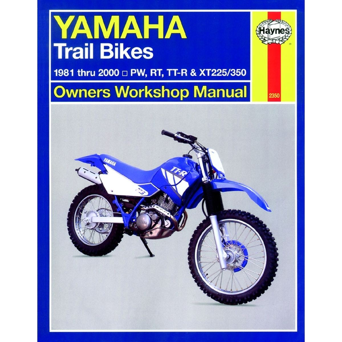 yamaha pw50 digital workshop repair manual 2007 onwards