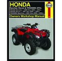 Picture of Haynes Manual 2553 HON ATV+T9811 RANCHER, RECON & TRX250EX