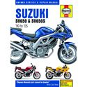 Picture of Haynes Manual  3912 SUZ SV650 99-08-SPECIAL