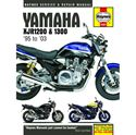 Picture of Haynes Manual  3981 YAM XJR1200 & 1300 95-03