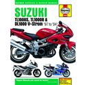 Picture of Haynes Manual  4083 SUZ TL1000S/R & DL1000-SPECIAL