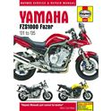 Picture of Workshop Manual Yamaha FZS1000, FZS1000S Fazer 2001-2005