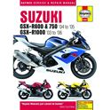 Picture of Haynes Manual  4382 SUZ GSX-R600,750 (04-05) + R1000 (03-08)