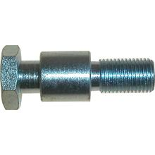 Picture of Paddock Stand Bobbins Stepped 12mm x 1.25mm, overall 50mm (Pair)