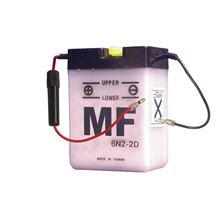 Picture of Battery 6N2-2D (L:70mm x H:104mm x W:47mm)