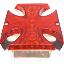 Picture of Taillight Complete Maltese Cross with LED Element