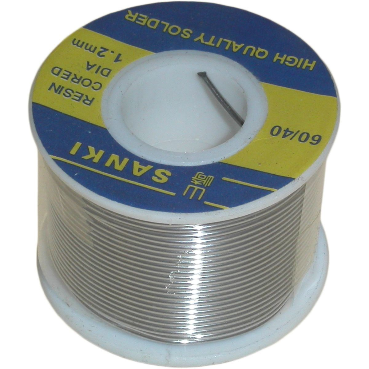 AW Motorcycle Parts. Solid Solder Wire 60/40 60% tin 40% lead alloy ...