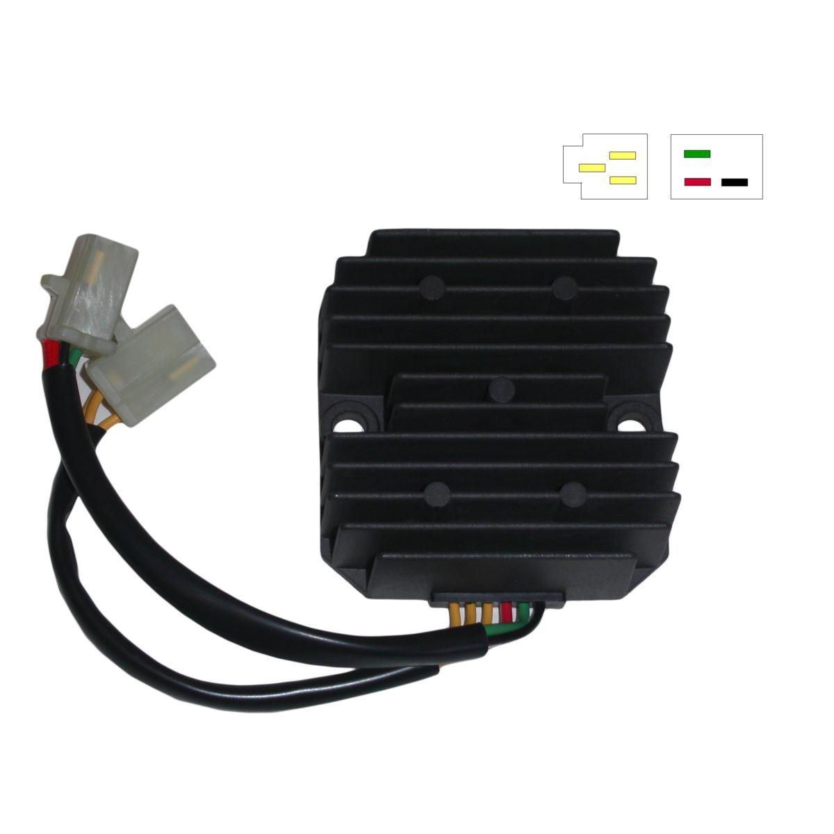 aw motorcycle parts  regulator  rectifier honda cb250n