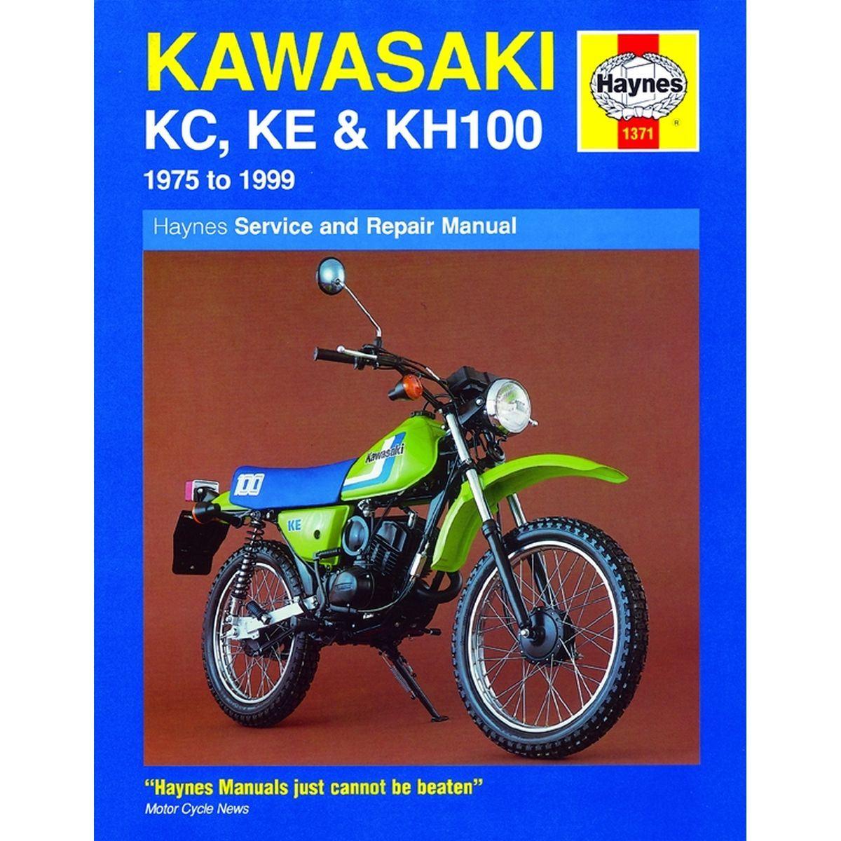 Kawasaki Hdx 100 Manual 1975 Wiring Diagram I Need For Motorcycles Question Werkstatthandbuch Zzr 600 Deutsch