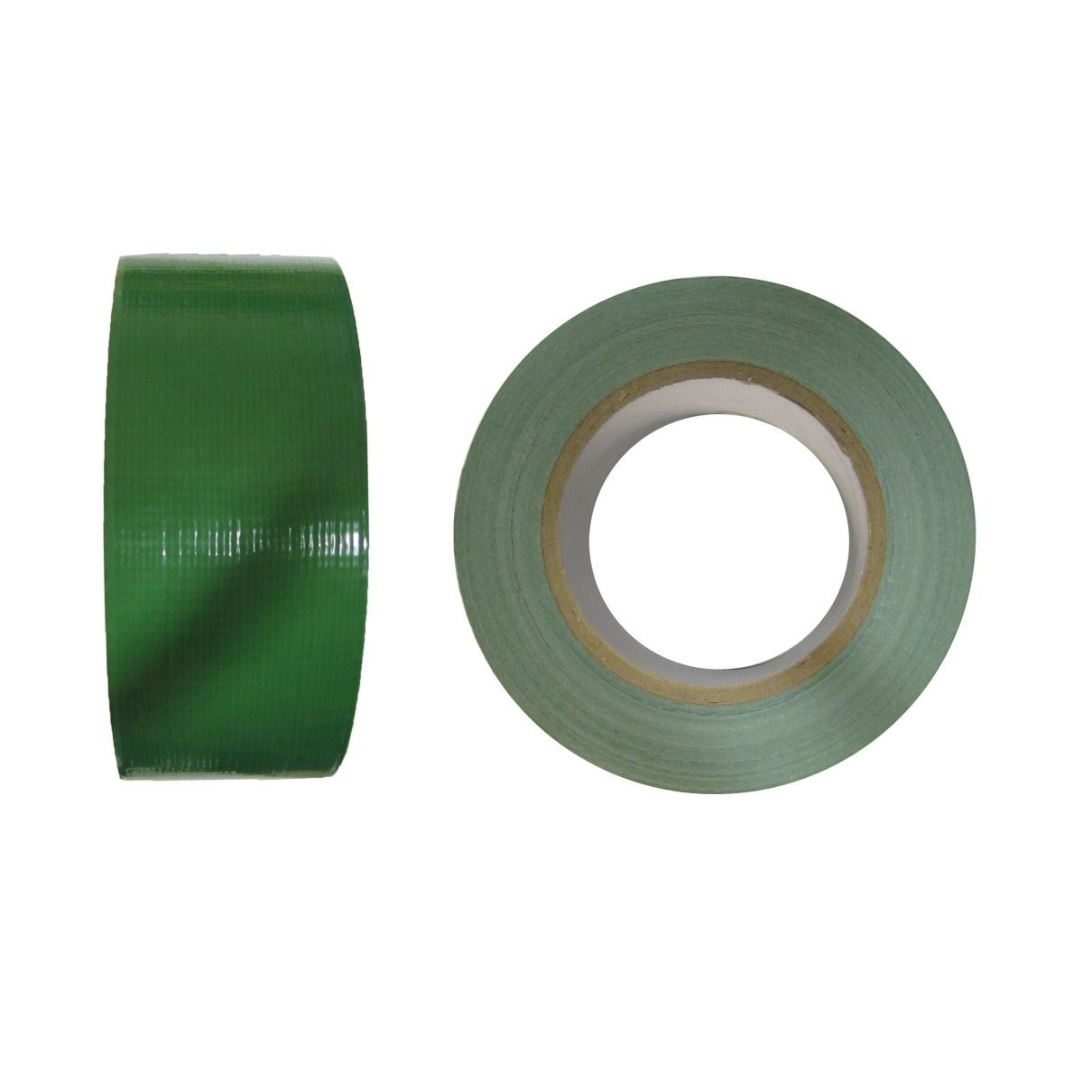 Aw Motorcycle Parts Duct Tape Green 50mm X 50 Metres