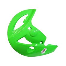 Picture of *Front Disc Cover Green Kawasaki KX125, KX250 03-07