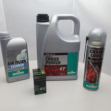 Picture of Motorex Package KTM EXC 4T HF652